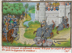 Death of de Lagurant