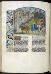 King of France arriving at Sluys