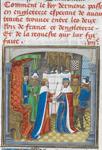 King of Armenia and Richard II