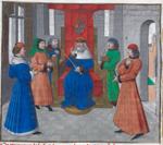 Council of king John of Castile