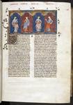 Clodomire, Childebert, Theodoric, and Clothaire