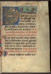 Illuminated initial
