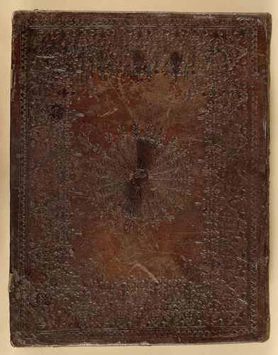 Front binding
