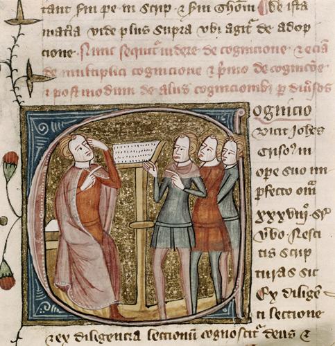 Cognicio Dei (Knowledge of God)