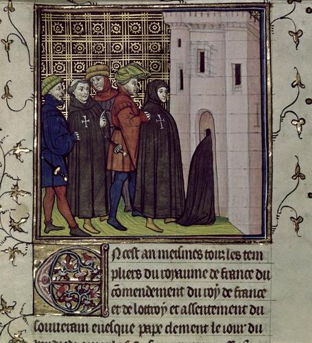 Arrest of the Templars