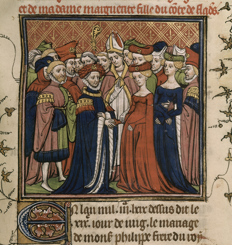 Marriage of Philip