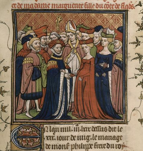 Marriage of Philip
