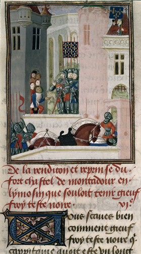 Surrender of Ventadour