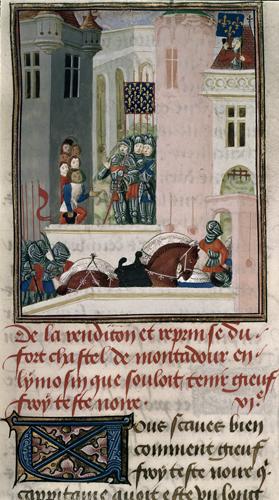 Surrender of Ventadour