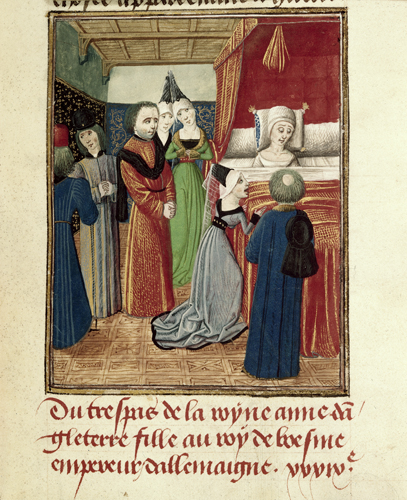 Death of Anne of Bohemia