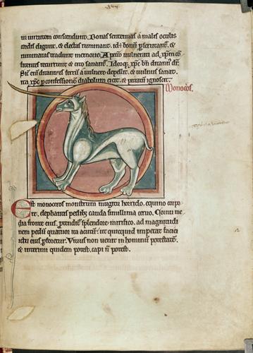 Monoceros (unicorn)