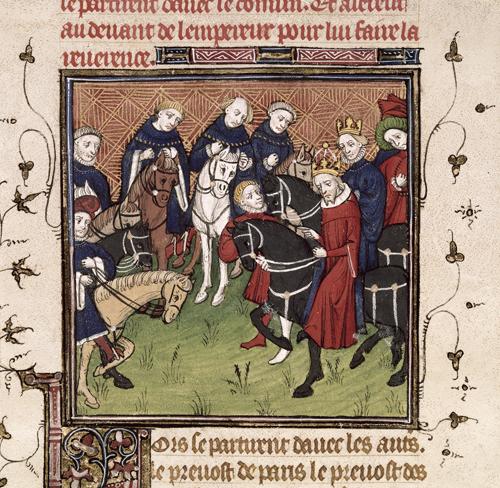 Magistrates of Paris