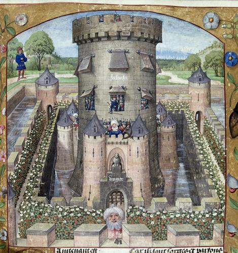 Castle of Jalousie