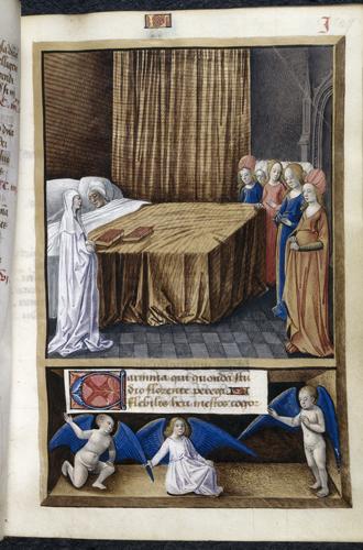 Boethius and Philosophy