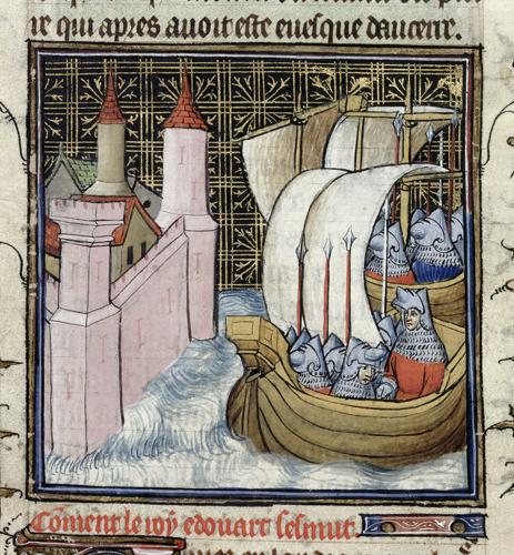 English at sea