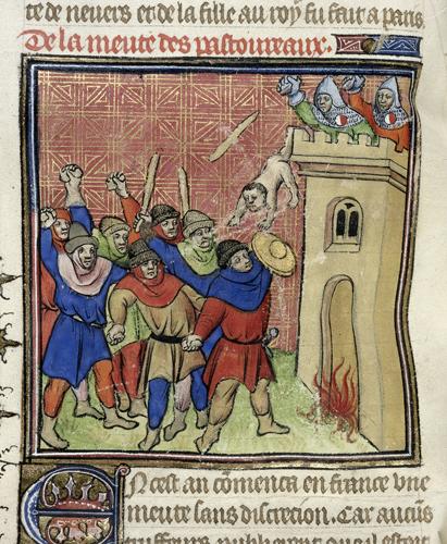 Third Crusade of Pastoureaux