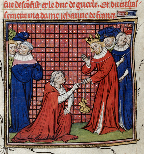 Cardinal of Beauvais