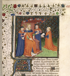 Honor� de Bonnet and Charles VI
