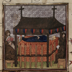 Funeral of Jeanne