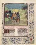 Alexander addressing his troops