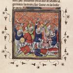 Fighting at Bruges