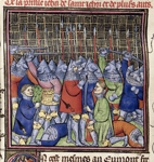 Capture of John de St John