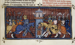 Battle with Richard I