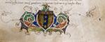 Arms of Ludovicus Petronius