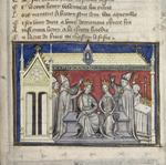 Coronation of Henri