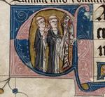 Monks singing