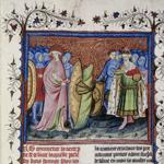 Emperor, bishop, and soldiers