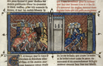 John of England and Louis VIII