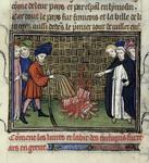 Burning of books