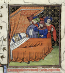 Death of Charles V
