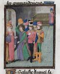Catiline and conspirators