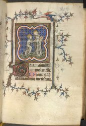 Yates Thompson MS 45, f. 33