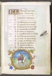 May, Egerton MS 1147, f. 10