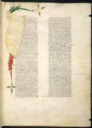 Burney MS 200, f. 13