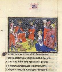 Burney MS 257, f. 10v