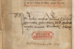 Burney MS 220, f. 46v
