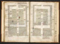 Arundel MS 481, ff. 42v-43