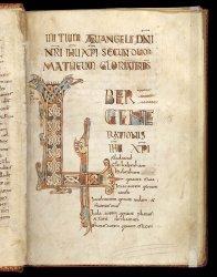 Egerton MS 609, f. 8