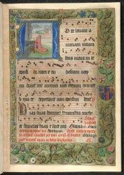 Arundel MS 71, f. 9
