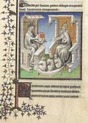 Burney MS 257, f. 4v