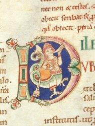 Cotton Claudius MS E. V, f. 54