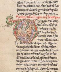 Burney MS 216, f. 32v