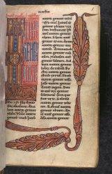 Egerton MS 2907, f. 1