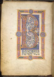 Yates Thompson MS 40, f. 9v