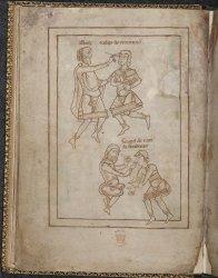 Harley MS 1585, f. 9v