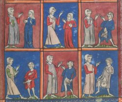 Treatment of genital diseases, Sloane MS 1977, f. 7v